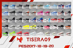 New Bootpack - PES 2017, PES 2018, PES 2019 & PES 2020