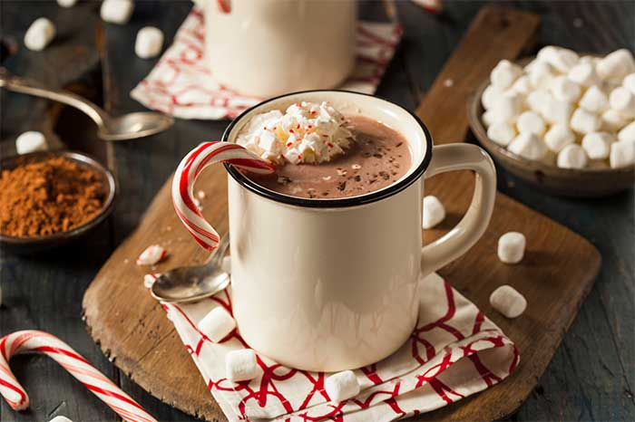 Keto Hot Chocolate Sugar Free