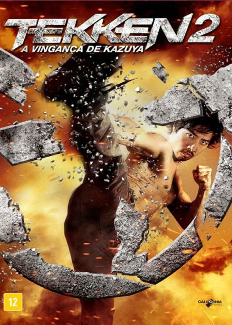 Tekken 2: A Vingança de Kazuya Torrent - Blu-ray Rip 720p e 1080p Dublado (2015)