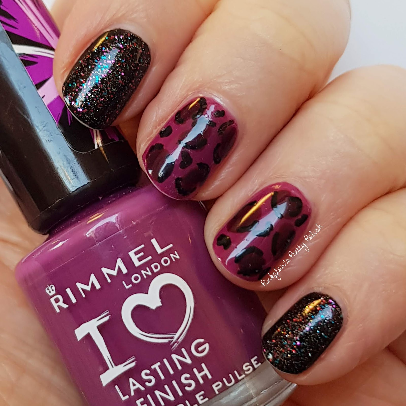 Pinkglows Pretty Polish Uk Nail Art Blog