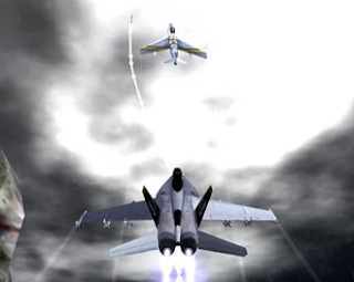 Jet Fighter Flight Simulator