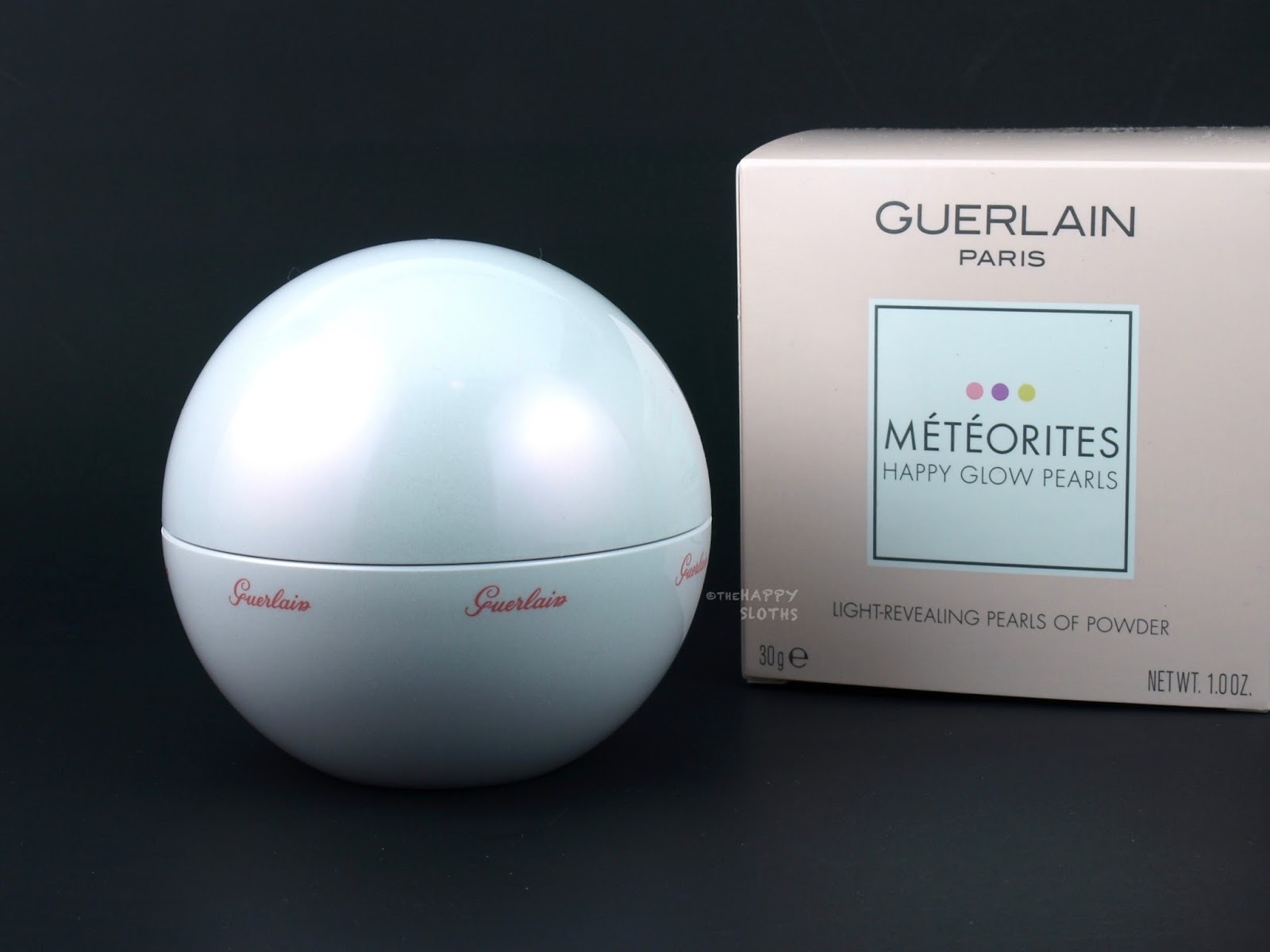 Guerlain Spring 2017 Meteorites Happy Glow Pearls: Review and Swatches