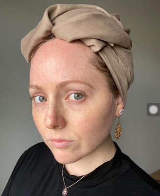 Headscarf styles for long and short hair