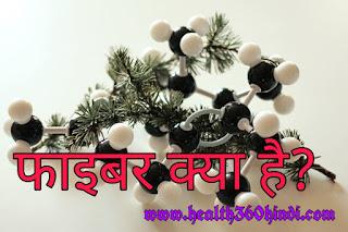 Dietary Fiber in Hindi