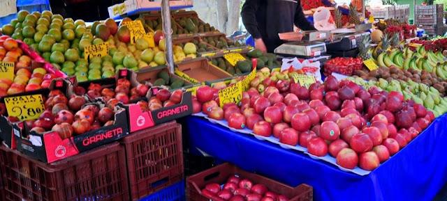 Η λίστα των παραγωγών που θα λάβουν μέρος στη λαϊκή αγορά του Ναυπλίου το Σάββατο 20/2