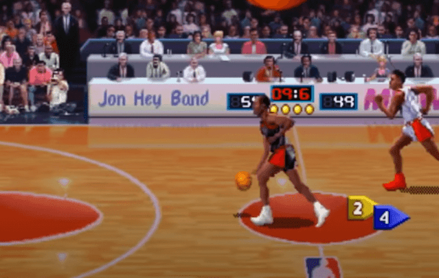 لعبة NBA Jam (1993)