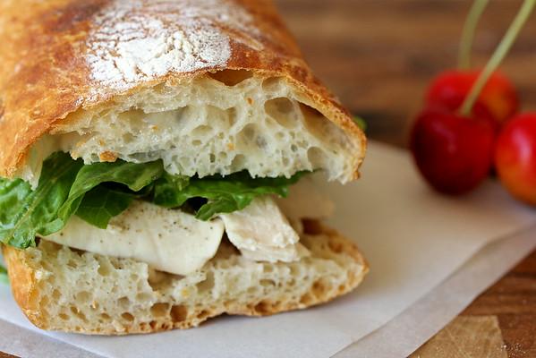 Stirato sandwich