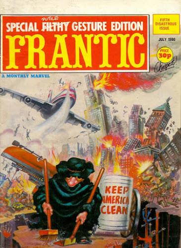 Frantic #5
