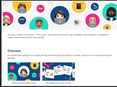 Create, Collaborate, Present: Remote Learning/Teaching  Resources for Teachers and Educators