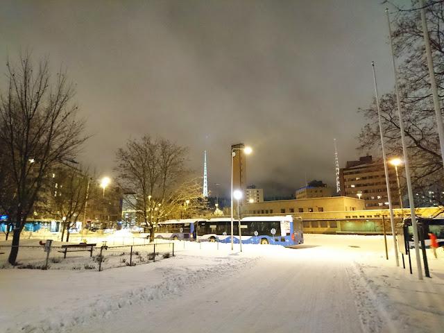 vanha linja-autoasema Lahti