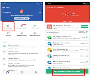 Cara Menghapus Sampah Cache di Android Secara Otomatis Dan Manual
