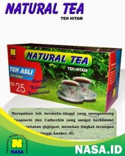 Natural Teh Celup 25 Sachet