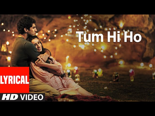 Tum Hi Ho Lyrics in Hindi