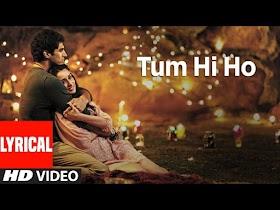 तुम ही हो Tum Hi Ho Lyrics | Aashiqui 2