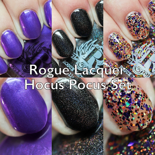 Rogue Lacquer I Put a Spell On You Trio