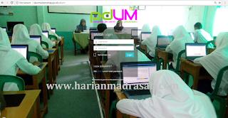 http://sikurma.kemenag.go.id/pdum/ Alamat Website Aplikasi PDUM
