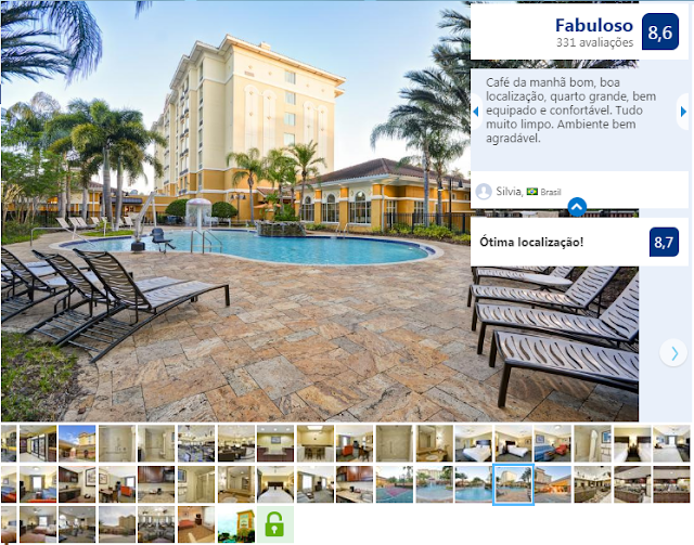 Homewood Suites by Hilton Lake Buena Vista-Orlando: piscina