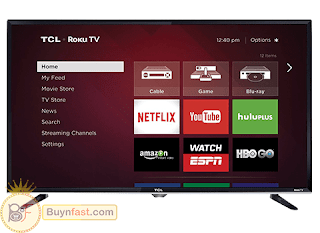 Roku Smart LED TV , Excellent Tv for your daily show