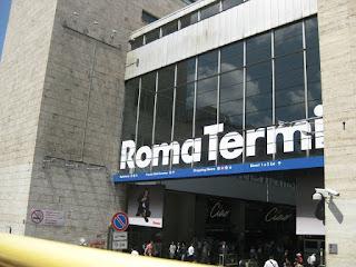Roma Termini Stazione, Roma