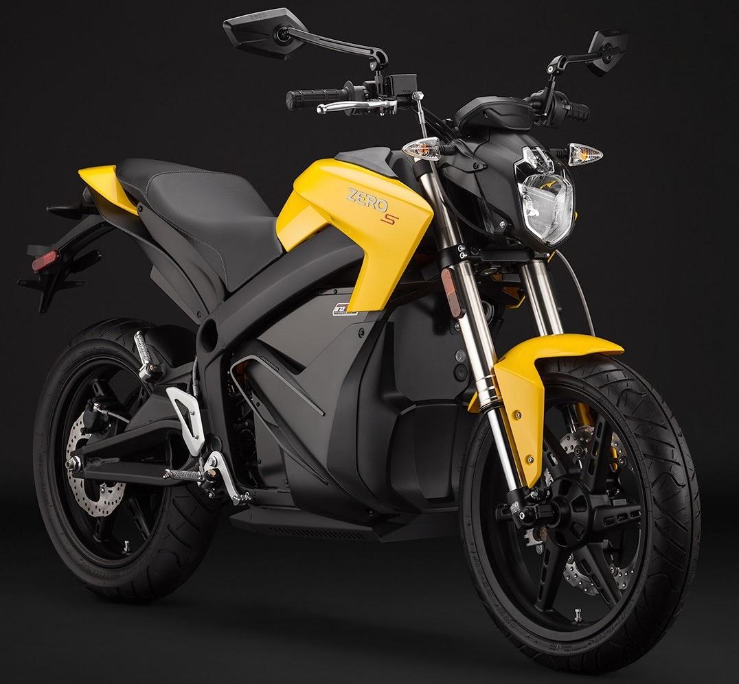 moto kawasaki electrique