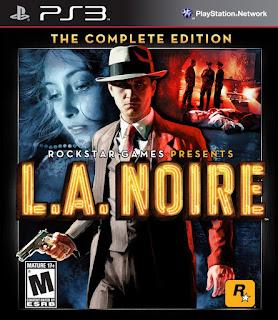 LA Noire Complete Edition Xbox360 PS3 free download full version