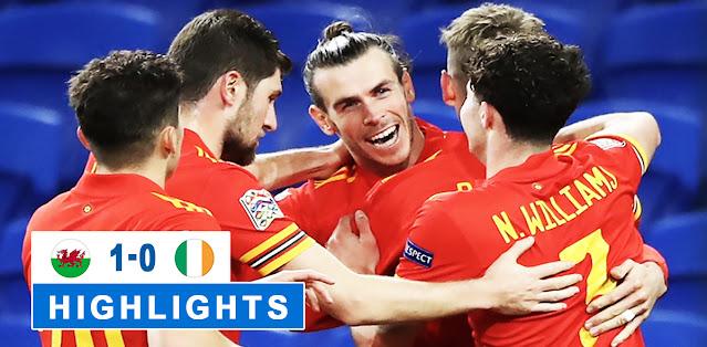 Wales vs Republic of Ireland – Highlights