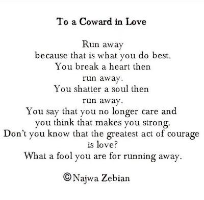 Najwa Zebian Quotes About Love