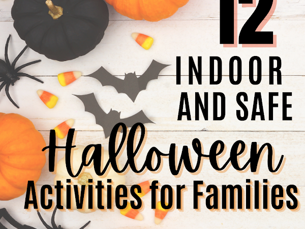 Indoor and Safe Halloween Games for Families