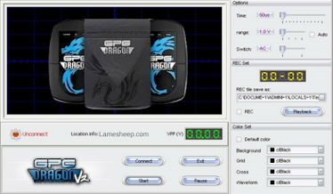 GPG Dragon Box Driver/Full Setup