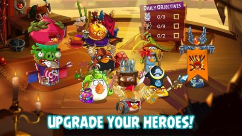 Angry Birds Epic V1.4.3 Mod Apk + Data OBB