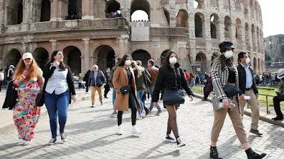 Italia Travel Coronavirus
