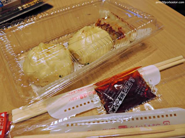 Comida en el Supermercado, Tokio