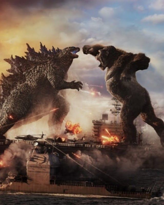 'Godzilla versus Kong' Tops Box Office movies  Again, Crosses $80 Million in the U.S.