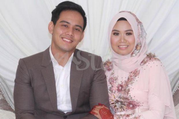 hafidz roshdi masih teruja sebagai pengantin baharu buletin malaysiahafidz roshdi masih teruja sebagai pengantin baharu