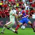 Frágil como visitante, Bahia é derrotado pelo Flamengo e pode voltar para a zona