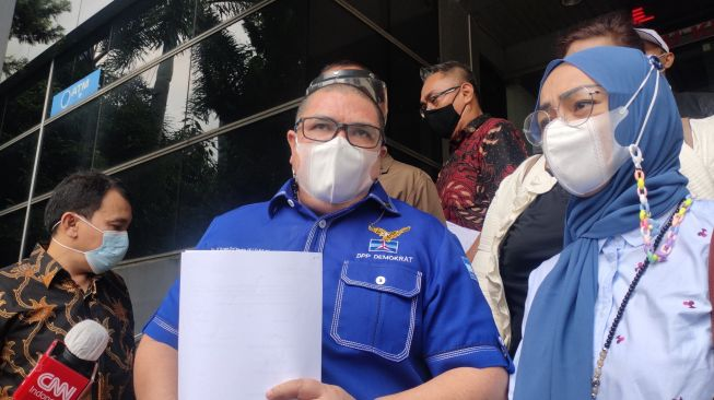 "Laporannya Ditolak Penyidik, Kubu Moeldoko Malah Ngatain Polisi ""Gak Profesional"""