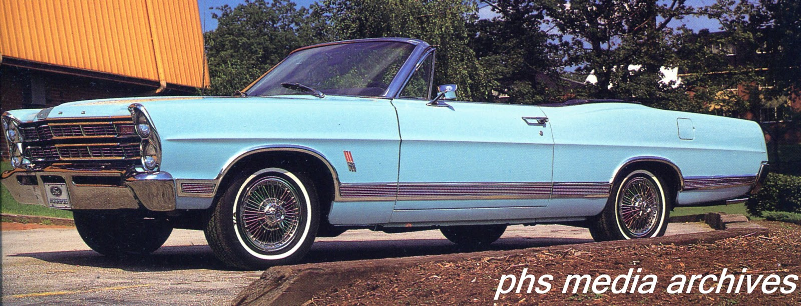 1967 68 Ford Galaxie 500 Xl Battlestar Galaxieca Phscollectorcarworld 1969 Bronco Wiring Diagram