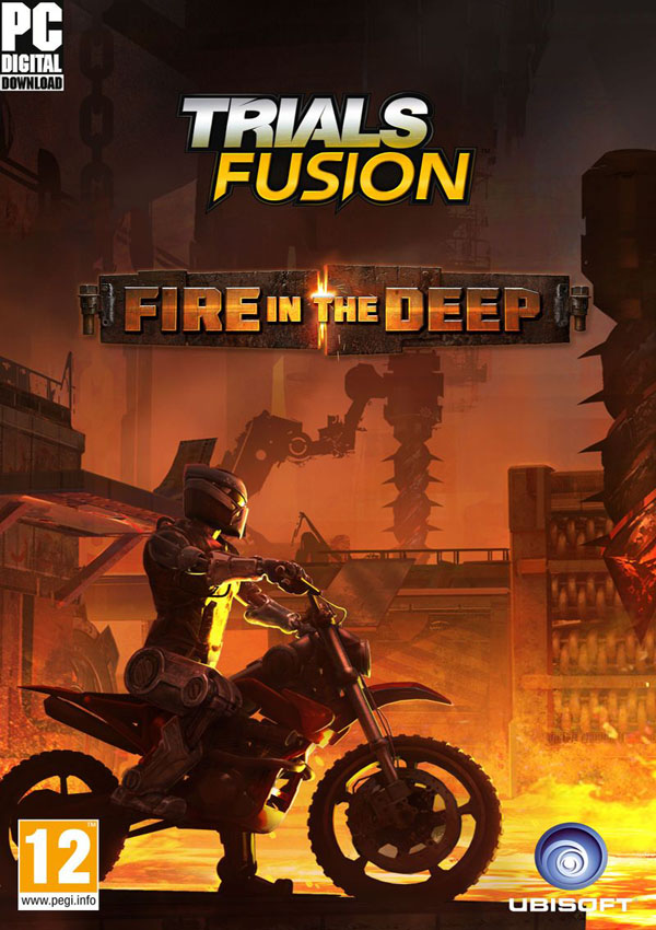 Trials Fusion Fire in the Deep Download Cover Free Game
