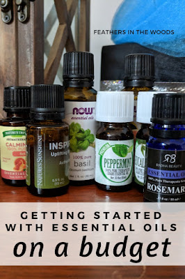 Name brand essential oils bought on sale