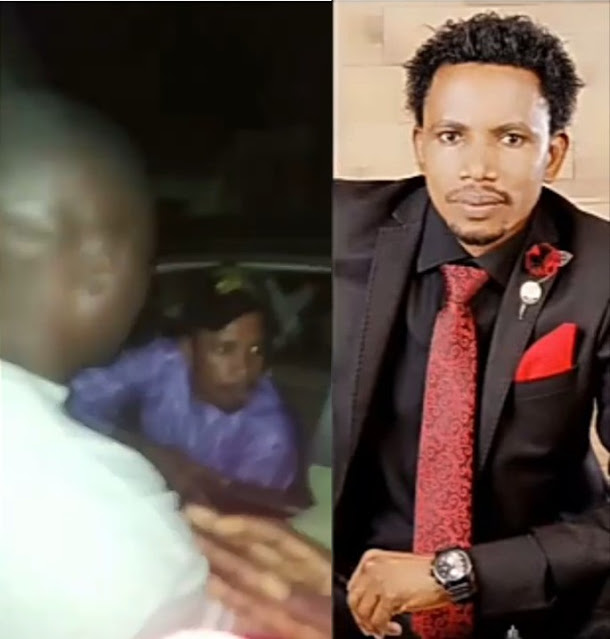 Power Drunken Senator Elisha Abbo Caught On Camera Slapping Someone Again