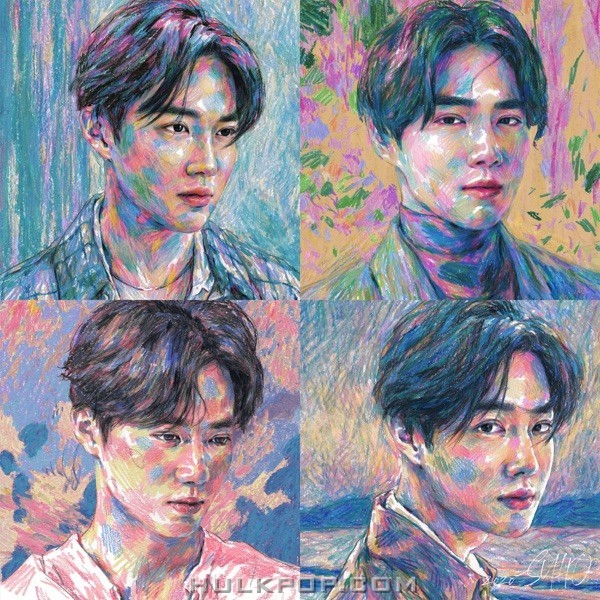 SUHO – Self-Portrait – The 1st Mini Album