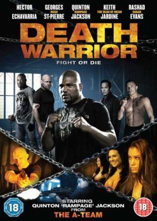Death Warrior 2009 Dual Audio Movie In Hindi English 720p BRRip