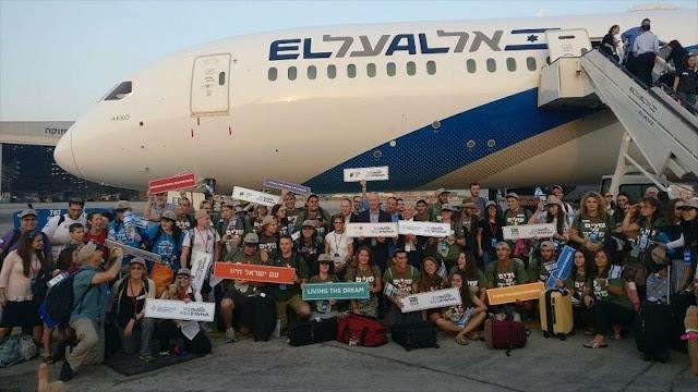 Israel recibe a inmigrantes de EEUU para reclutarles en su ejército