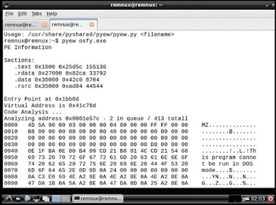 Scan Linux Servers