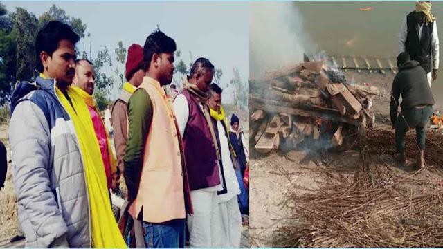 SBSP%2Bneta%2Bshankar%2Brajbhar वाराणसी : सुभासपा के वरिष्ठ नेता शंकर राजभर अब इस दुनिया में नहीं रहे ।
