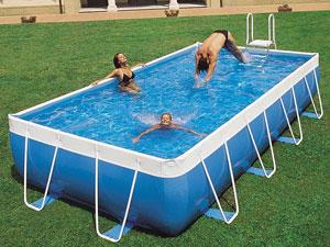 Piscinas hydro for Accesorios para piscinas inflables