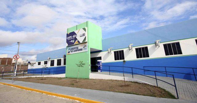 Hospital de Campanha de Santa Cruz do Capibaribe passará a funcionar como Centro de Referência para Covid-19, a partir desta segunda-feira (20)