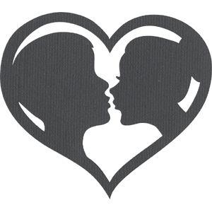 Gambar profil love