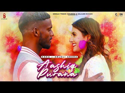 ASHIQ PURANA LYRICS - KAKA | Holi New Punjabi Songs 2021