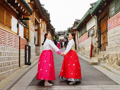 Ke Korea Tidak Perlu Visa Lagi Khusus Orang Indonesia Pada 2018